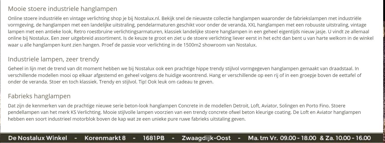 Nostalux.nl